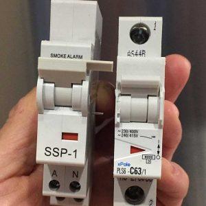 Smoke Alarm Smart Switch